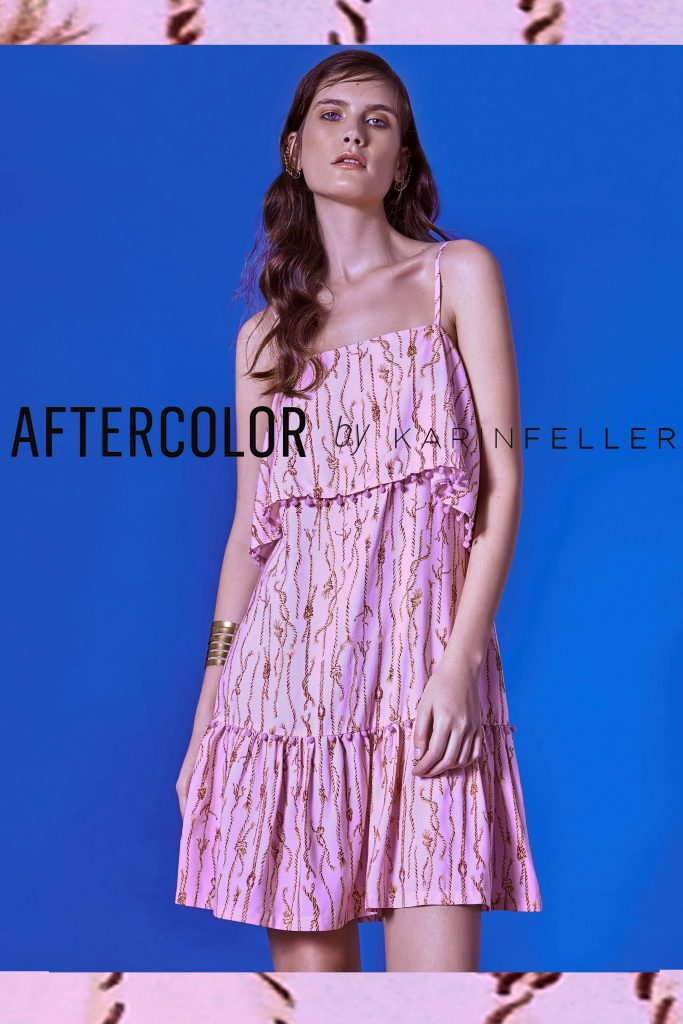 AFTERCOLOR BY KARIN FELLER